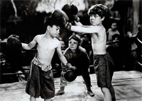 Little Rascals Boxing