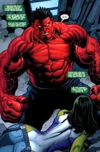 Red Hulk 197x300