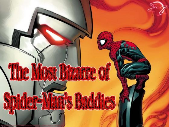 Spider Man 560x420