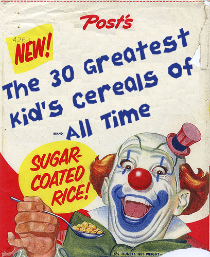 cereal head