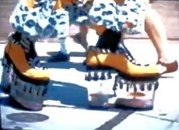 goldfish shoes 20091011