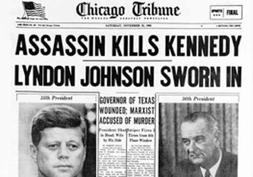 JFK Death Paper