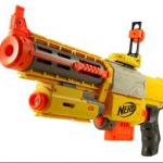 Shoot Someone With New Nerf Blasters