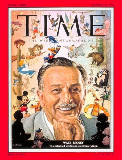 Walt Disney Death