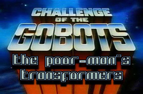 challenge of the gobots head
