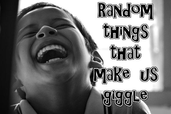 laugh head