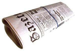 newspaper 300x202
