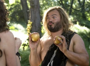 zed jack black eats the forbidden fruit year one movie pictures 300x219