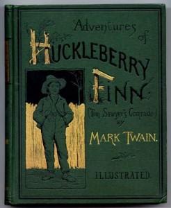 Huckleberry Finn book 246x300