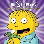 Win the 13th Season of The Simpsons