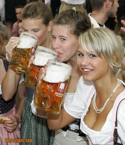 hot beer girl