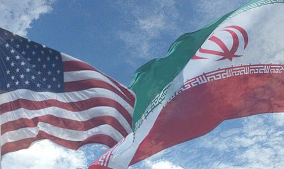 Iran US flags 560x333