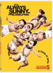 ItsAlwaysSunnyPhil S5 DVD 218x300