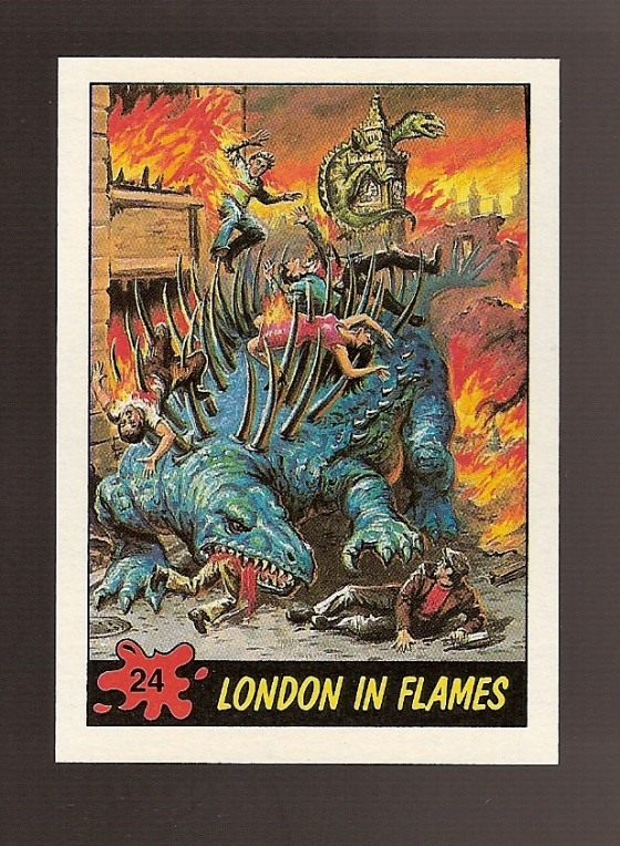 London in Flames 560x764