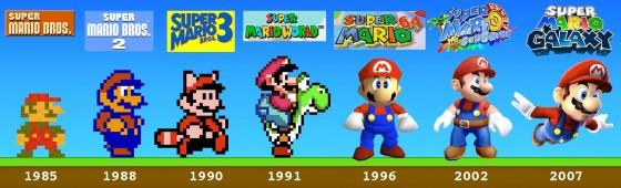 Mario 560x170