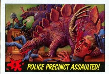 Police Pricinct Assaulted