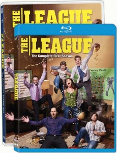 TheLeague S1 DVD+BLU 230x300