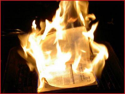 burning+book