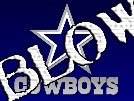 dallas cowboys suck