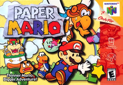 paper mario 64 md