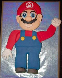 super mario cake 238x300
