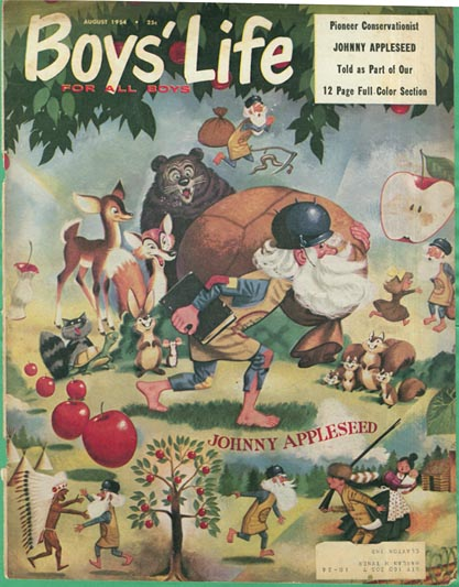 Boys Life 1954 1