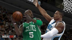 E3 2010 NBA 2K11 Screenshot 300x168