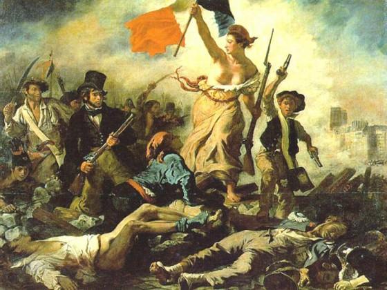 Pillar10 History French Revolution Delacroix 560x420