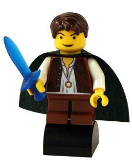 lego frodo baggins