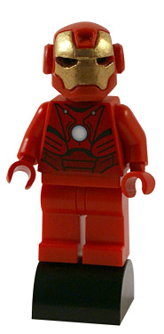 lego iron minifig
