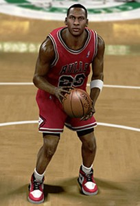 nba 2k11 michael jordan rookie screenshot 2 204x300