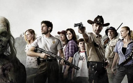 the walking dead 560x351