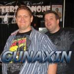 Gunaxin Show #40 – Big Kev & Erock, Douchebag Costumes and Funny Food Moments