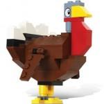 A LEGO Thanksgiving