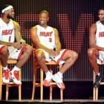 Ten Reasons The Heat Don't Give a Damn