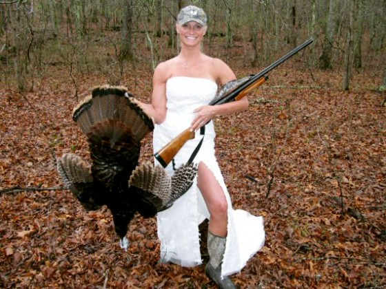Turkey Hunting 560x420