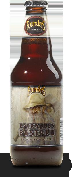 bottle backwoods bastard