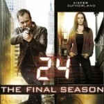 "Season 8 of ""24"" on Blu-ray and DVD"