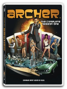 Archer Box Art 225x300