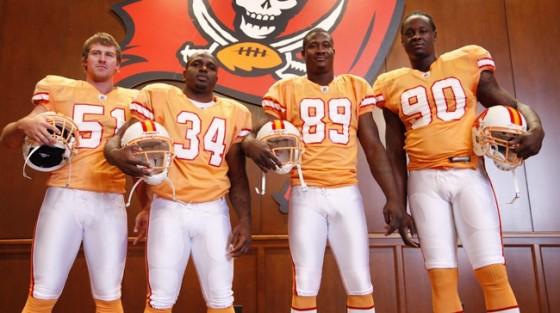 ten uses for the bucs orange uniforms ten uses for the bucs orange uniforms