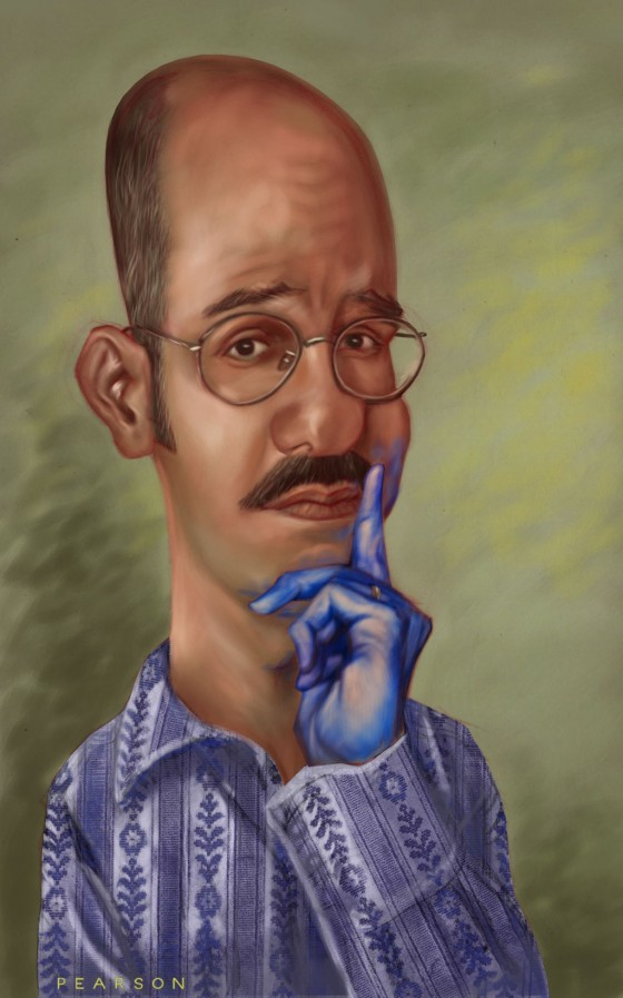 Dr Tobias Funke by jimmyemery 560x897