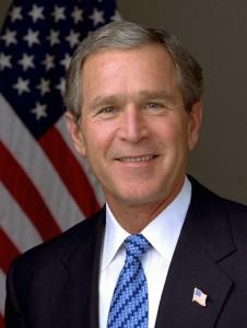George W Bush 226x300