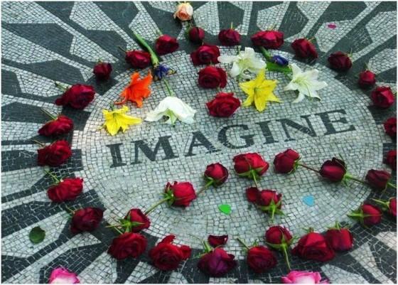John Lennon memorial 560x401