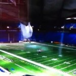 The Death of the Metrodome Roof
