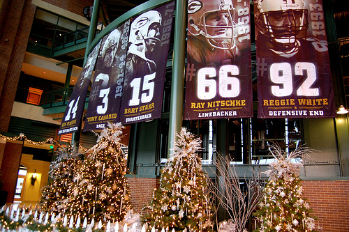 Packers Retired