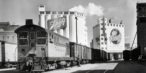 Schlitz Brewery