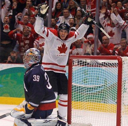 Sidney Crosby Olympic Goal