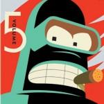 Futurama Volume 5 – Blu-ray and DVD