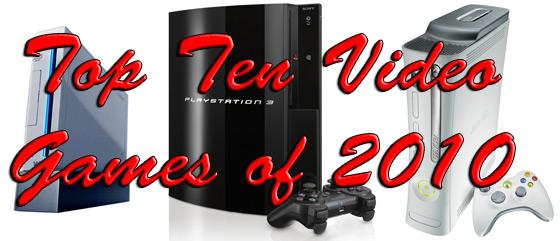 top ten video games