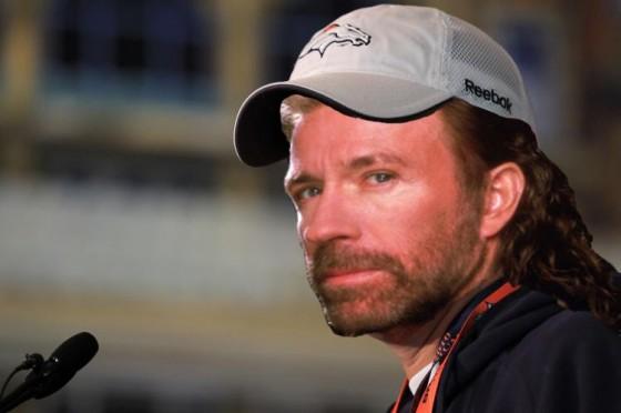 Chuck Norris Coach 560x372
